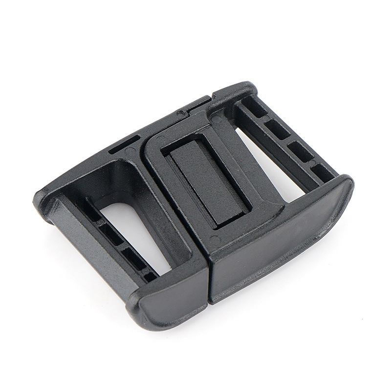 Plastic magnetic buckle, magnetic absorption buckle, nylon tactical buckle, suitable for belt width of 25mm