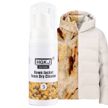 Пуховая куртка очиститель пены сухой чистящий агент одноразовые стойкие пятна ткани одежды многоцелевой безводный чистящий агент