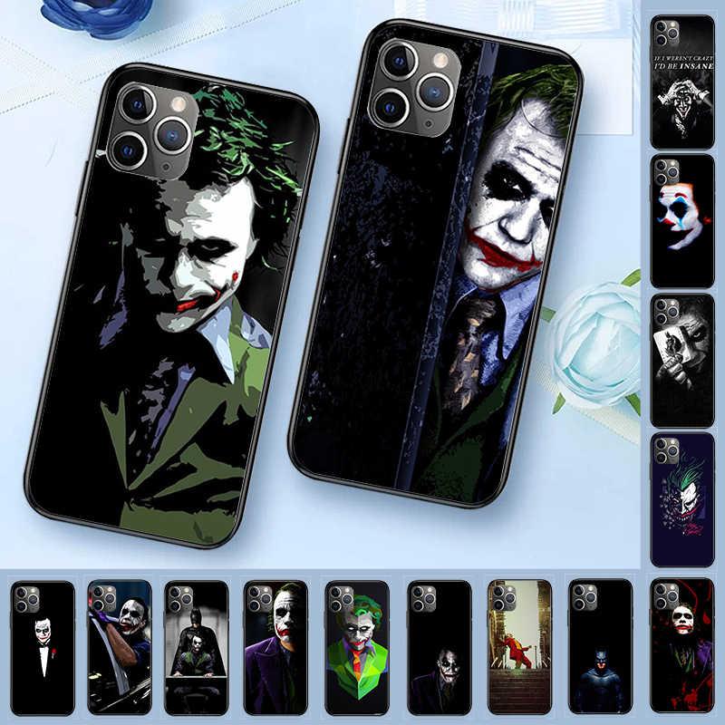 Joker 2019 Wallpaper DIY Luxury High end phone Case for iPhone 11 pro XS MAX 8.jpg q50