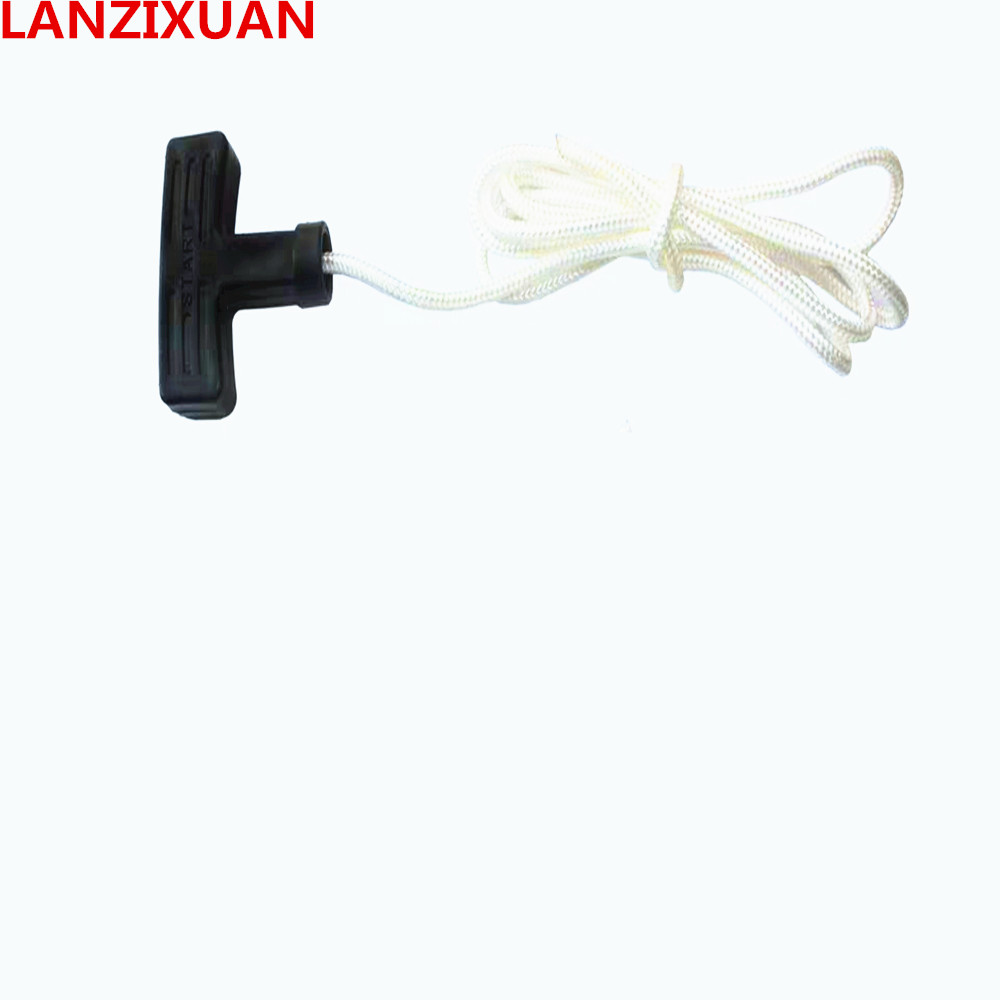 Free shipping parts for Yamaha Yamaha, suzuki, mercury etc. more than <font><b>40</b></font> <font><b>Hp</b></font> <font><b>outboard</b></font> <font><b>motor</b></font> start pulling rope+handle image