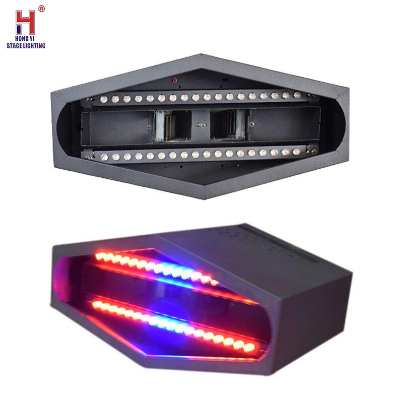 Luzes da chama da emulação da cintilação das lâmpadas 100 w do fogo do efeito da chama do diodo emissor de luz - 2