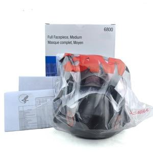 Image 2 - Original 6800 respirator gas mask Brand protection respirator mask against Organic gas