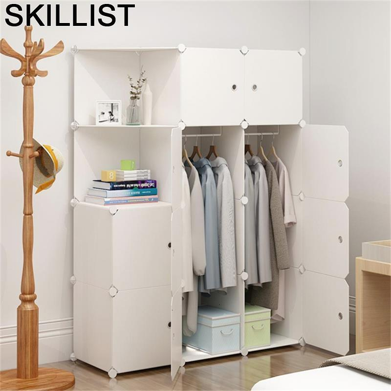 Para Casa Armoire De Rangement Armadio Guardaroba Garderobe Moveis Dresser Storage Cabinet Guarda Roupa Mueble Closet Wardrobe