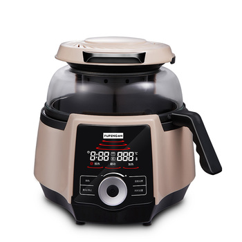 220V Household Electric Automatic Cooking Pot Intelligent Robot Multi Cooker Kitchen Stir-frying Machine 1