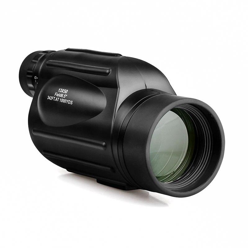Svbony Monokulare 13x50 SV49 High Power Fernglas Wasserdicht Teleskop für Wandern Jagd Camping Vogelbeobachtung Tourismus