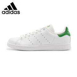 Nouveauté Original Adidas Original STAN SMITH unisexe chaussures de skate baskets