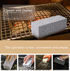 4pcs BBQ Cleaning Stone 3