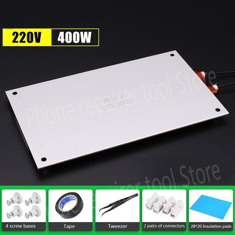 Desoldering BGA led lamp bead desoldering station Fever plate preheating station LCD strip chip repair thermostat heating plate