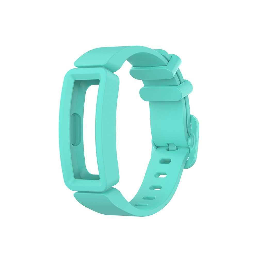 を時間リストストラップ Fitbit エース 2 SmartBand 抗ロストシリコーン防水スポーツフィットネスファッション手首のブレスレット Fitbit を鼓舞