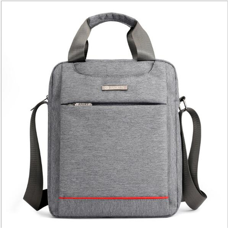 Men's Oxford Spin Shoulder Bag Messenger Bag Handbag Korean Car Stitch Business  Bag Casual Briefcase