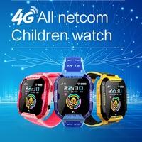 4G Kids Smart Watch GPS WIFI LBS Tracker Consumer Electronics