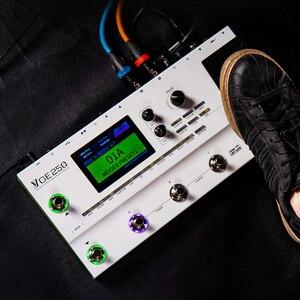Image 5 - Mooer ge250 pedal de modelagem digital, pedaleira multiefeitos de guitarra com modelos de 180 e modelos de efeitos, 70 segundos modo pré/postagem