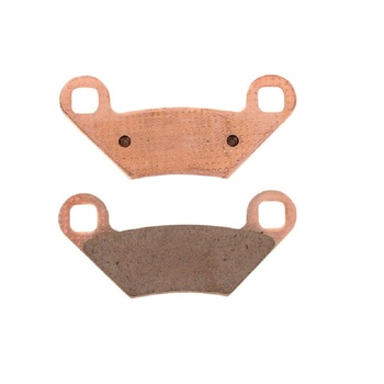 Long Life Sintered Brake Pad Set for Polaris Scrambler XP Sportsman XP 550 850 1000 amp Polaris Sportsman 570 400 500 550 800 tanie i dobre opinie jxcatv 0inch R Series Long Life Sintered Brake Pads More products visit www jxcatv com 4290475R 2203628 2204088 Polaris Scrambler 850 2015