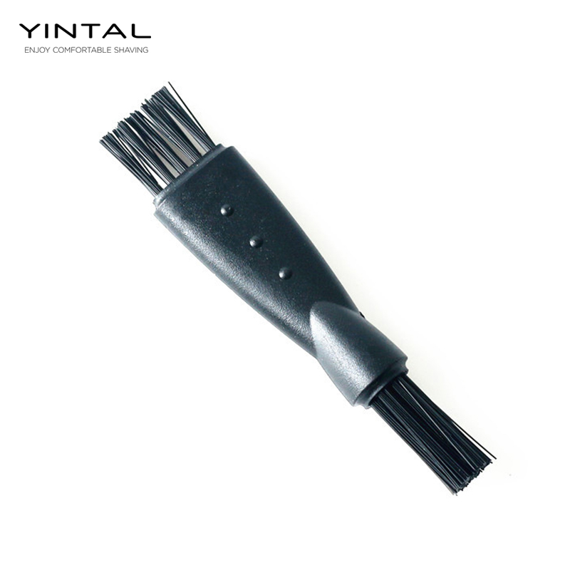5Pcs Mens Hair Remover Shaving Razor Brush Replacement Shaver Cleaning Brush
