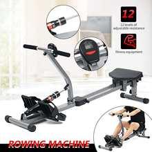 Для крытого тренажерного зала-оборудование для гребли-машина Брюшная грудная рука фитнес-Тренировка Stamina тело гребля упражнения-оборудование
