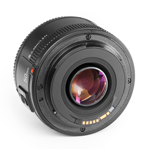 Image 3 - YONGNUO YN50mm F1.8 Lens 6 Elements in 5 Groups Large Aperture AF Auto Focus FX DX Full Frame Lens for Nikon D800 D300 D700