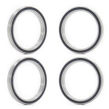 6708 2RS Bearing 40*50*6 mm ( 4 PCS ) ABEC 1 Slim Thin Section 61708RS 6708 RS Ball Bearings 6708RS