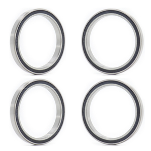 Image 1 - 6708 2RS Bearing 40*50*6 mm ( 4 PCS ) ABEC 1 Slim Thin Section 61708RS 6708 RS Ball Bearings 6708RS