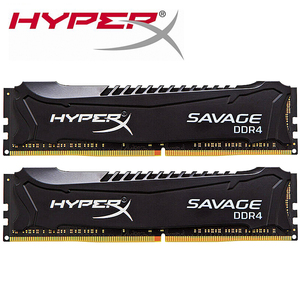 Kingston HyperX Savage Memory RAM DDR4 4GB 8GB 2133MHz 2400MHz 2666MHz 2800MHz 3000MHz 1.5v pc3-12800 DIMM For desktop