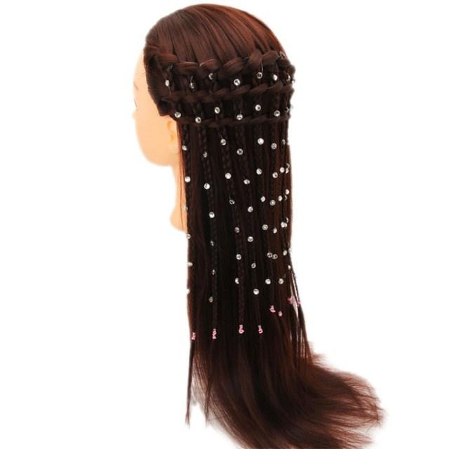 Rhinestone Hair Clips for Women Girls