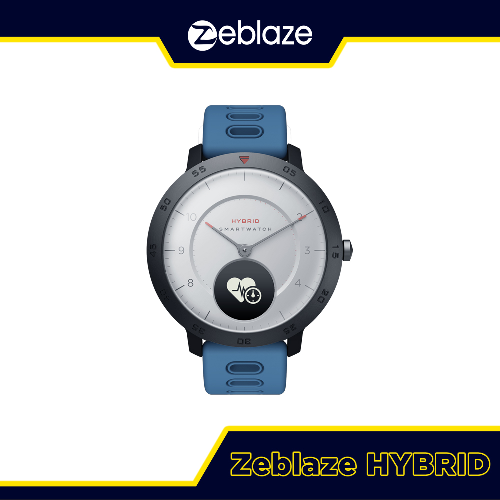 Zeblaze Hybrid Smartwatch Heart Rate Blood Pressure Monitor Smart Watch Exercise Tracking Sleep Tracking Smart Notifications Smart Watches  - AliExpress