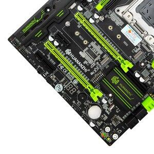 Image 5 - Huananzhi X79 2.49 V2.1 マザーボードインテル lga 2011 の xeon E5 DDR3 128 ギガバイト M.2 nvme ngff atx LGA2011 サーバーメインボード