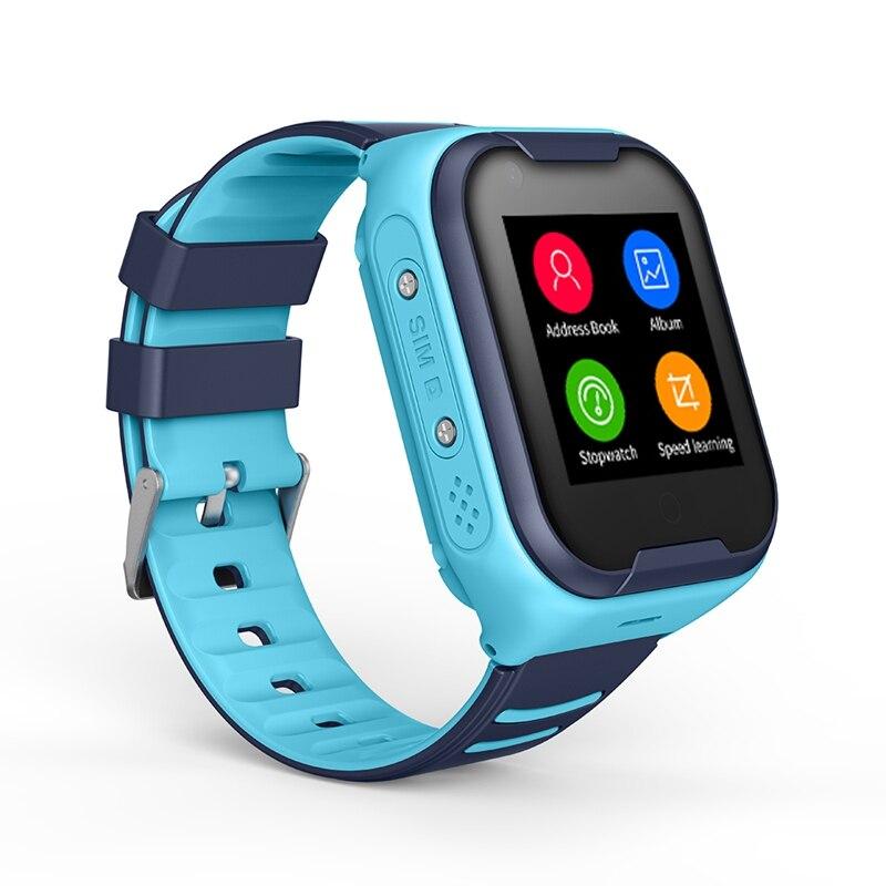 Montre intelligente A36E 4G Wifi GPS Tracker montre téléphone numérique montre-bracelet SOS réveil caméra téléphone montre pour enfants Q528 Q12
