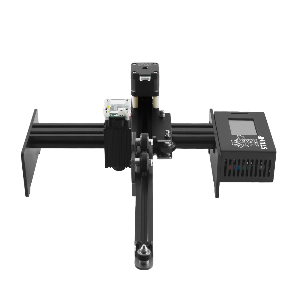 Image 2 - 20 w 7000mw cnc gravador a laser máquina de gravura a laser mini gravador a laser impressora portátil casa diy cortador de gravura a laserImpressoras 3D   -