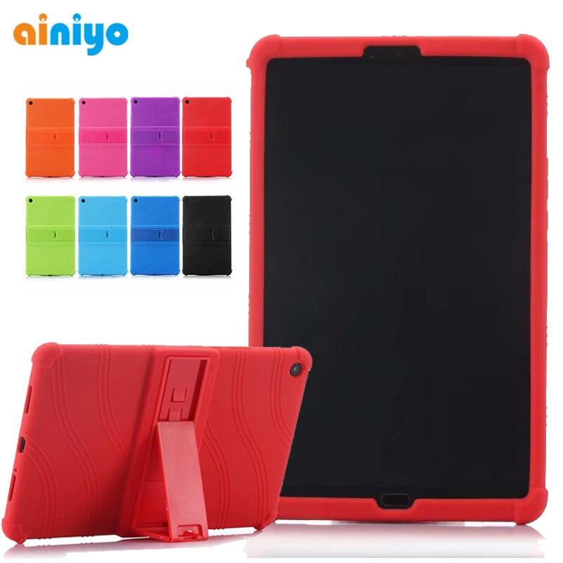 Silicon Cover Case For Xiaomi Mi Pad 4 Mi Pad4 Mipad 4 8.0
