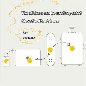 Набор наклеек из ПВХ для ноутбука, чемодана, скейтборда, гитары