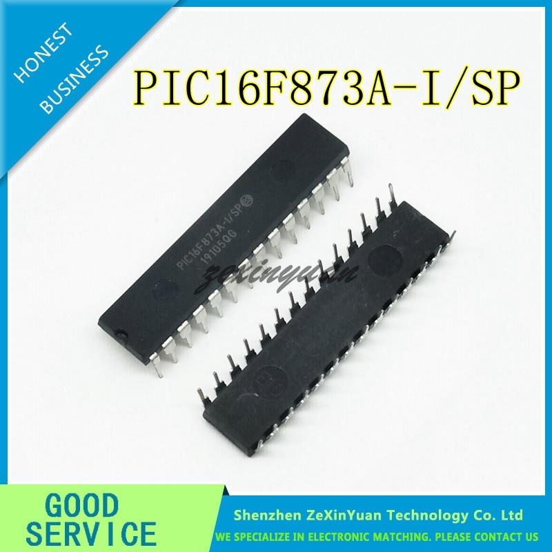 5PCS/LOT PIC16F873A-I/SP PIC16F873A PIC16F873 16F873A 16F873 DIP28 SINGLECHIP NEW