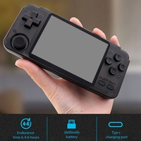 RK2020 3.5 Inch IPS Sn Portable Handheld Retro Game Console Console Support 360 degree Operation Built in Game