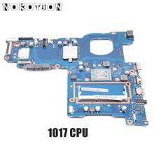 NOKOTION für samsung NP270E5E NP-270E5E NP270E5G Laptop motherboard Celeron 1007U CPU BA92-13616A BA92-13616B BA41-02308A