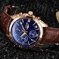 LIGE мужские часы Топ бренд класса люкс мужские модные бизнес водонепроницаемые кварцевые часы для мужчин повседневные кожаные часы Relogio ...