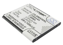 Cameron Sino  battery for Galaxy S 3, III, S3, SIII, SGH-T999V