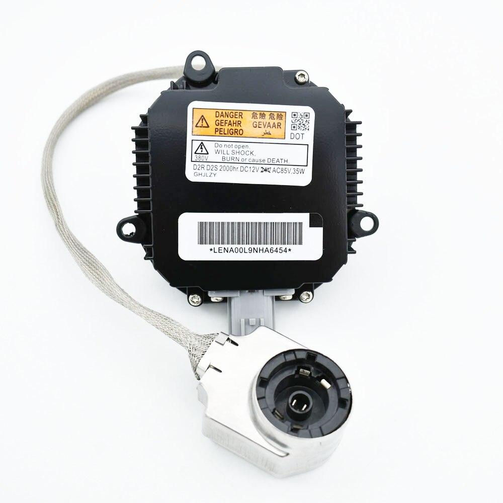 Xenon HID Headlight Ballast Ignitor Set NZMNS111LANH For Nissan 350Z Altima Maxima Murano Rogue For Infinit-y G35 FX35