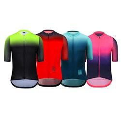 Wersja aktualizacji 2019 COLOURBURN PRO TEAM AERO koszulki rowerowe z krótkim rękawem lato koszulka rowerowa Ropa Ciclismo ROAD speed w Koszulki rowerowe od Sport i rozrywka na