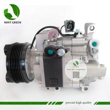 Panasonic Auto Air Conditioner ac Compressor For Mazda CX-7 PV6 2007- EG2161K00 EG2161450G H12A1AL4HX EG21-61-450A EG21-61-450G