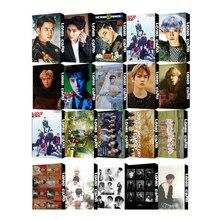 KPOP EXO EXO-SC Album Self Made Paper Lomo Card Photo Card Poster HD Photocard Fans Gift Collection мужская футболка exo kpop 100% exo t 2015