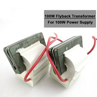 100W CO2 레이저 전원 공급 장치 부품에 대 한 이중 레이저 고전압 변압기 플라이 백 Lgnition 코일