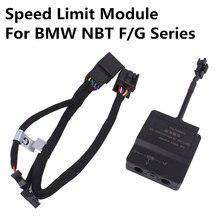 Speed Limit Information SLI Emulator Information Display For BMW NBT Retrofit F/G Series F3/F5/F7/X1/X3/X4/X5/X6 Mini Cooper