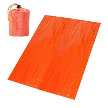 Portable Aluminum Film Emergency Blanket Wilderness Survival Survival Blanket Thermal Insulation Blanket LESHP