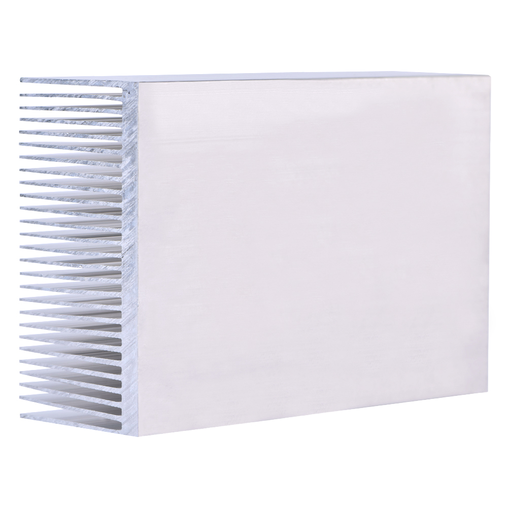 High Power 100x69x36mm Radiator Aluminum Heatsink Extruded Heat Sink For Electronic LED Power Amplifier Cooler Cooling