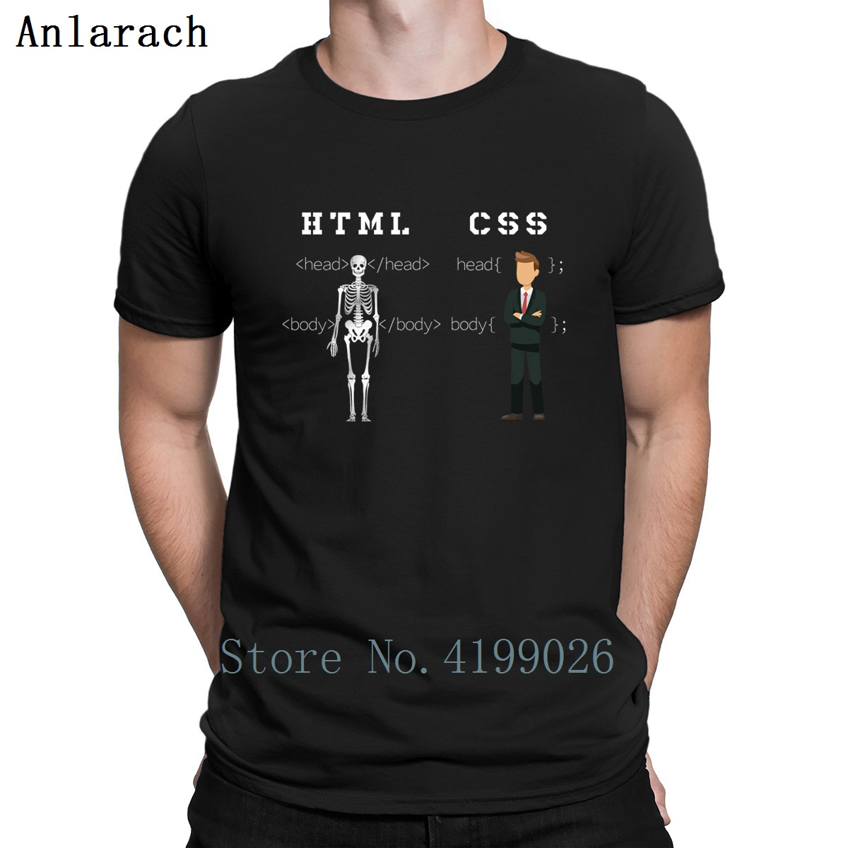 Programmer Computer Geek T Shirt Pictures Cotton Summer Design Round Collar Interesting Pattern Building Shirt