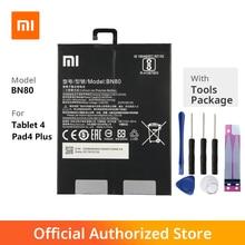 Original Xiaomi BN80 Tablet battery For Xiaomi Pad4 Plus Tablet 4 Pad4 Plus 8620mAh original xiaomi bn80 tablet battery for xiaomi pad4 plus tablet 4 pad4 plus 8620mah
