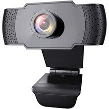 1080P Webcam Laptop Web-Camera Wansview Computer Microphone Desktop with USB Usb-2.0