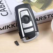 Modified Flip Remote Key PCF7935AA 4Buttons 433MHz EWS ID44 HU58 Chip For BMW 325 330 318 525 530 540 E38 E39 E46 M5 X3 X5 E65 jingyuqin hu58 4 buttons remote key case for bmw e38 e39 e46 ews system ask 433mhz 315mhz with pcf7935aa id44 chip uncut blade