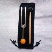 Вилка для настройки 528 Гц-с шариковой основой для максимального исцеления и расслабления N11 20 Прямая поставка