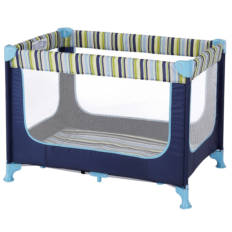 Foldable Crib, Crawl, Walk, Multi-purpose Playground Bed For Children, Baby, Fence, Net, Cloth Bed, Portable Traveling Bed