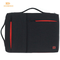 """DOMISO 11 """"13"""" 14 """"15.6"""" calowy pokrowiec na laptopa torba odporna na zachlapanie  odporna na wstrząsy torba na komputer Macbook Air/Lenove/Dell/ASUS Torby i etui na laptopy    -"""